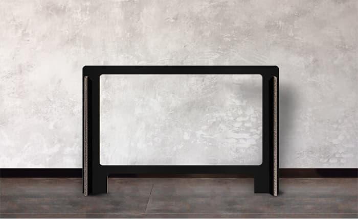 デスク・応接テーブルタイプ:幅120cm 防水ラウンジタイプパーテーション