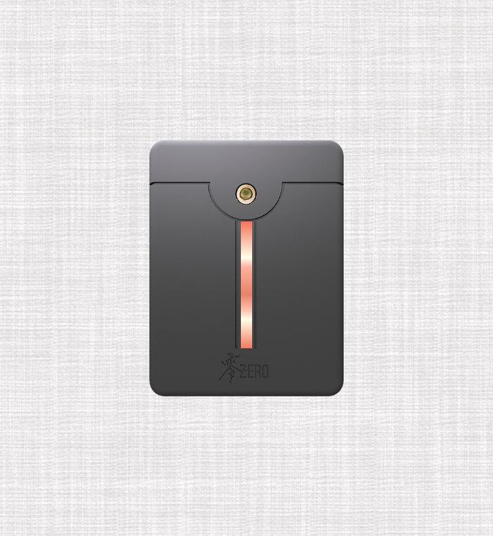 サーモゲート零の検知時のイメージ